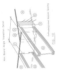 patente us20050257442 modular rim board for floor and rafter