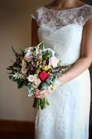 wedding arches ireland 23 beautiful wedding bouquets for winter brides weddingsonline