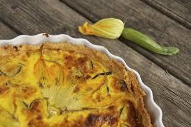 ricette con fiori di zucchina al forno ricetta torta salata fiori di zucchina non sprecare