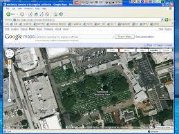 Los Angeles California Google Maps by Elmer Morgan Harris