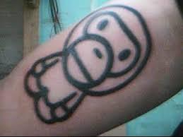 baby milo tattoo by slimpuft on deviantart