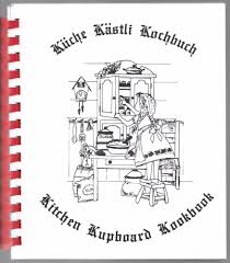 san joaquin valley swiss club kitchen kupboard kookbook swiss