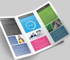free indesign brochure templates cs5 4 best agenda templates