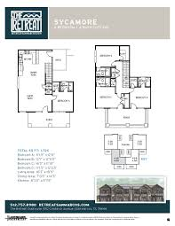 Floor Plan Cottage by 4x4 Sycamore Retreat Cottages U0026 Floor Plans Pinterest
