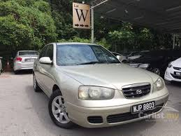 hyundai elantra 01 hyundai elantra 2001 1 8 in kuala lumpur automatic sedan gold for
