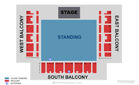 Ticketmaster Floor Plan Tickets Lorde Brighton At Ticketmaster
