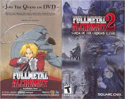 fullmetal alchemist fullmetal alchemist 2 curse of the crimson elixir full metal