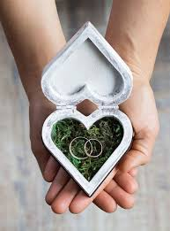 wedding ring in a box 34 cutest wedding ring boxes to get inspired weddingomania