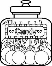 candy coloring pages 26151 bestofcoloring