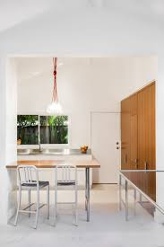 kitchen and laundry design small contemporary kitchen makes room for home office and laundry