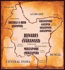 Varanasi India Map by Varanasi U2013 Abnormally Perfect