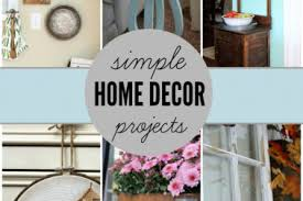 Easy Home Decorating Projects 16 Easy Home Decor Projects 10 Fun Home Decor Ideas Mabey She
