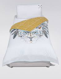 cherokee tiger bedding set m u0026s