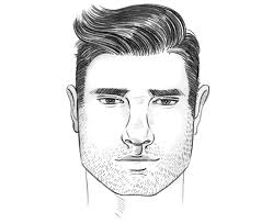 best hairstyle ideas for square face shapes haircuts and the perfect men s hairstyle haircut for a square face shape face