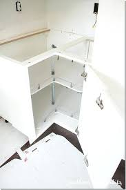 Corner Cabinet Doors Ikea Kitchen Cabinet Hinges Organizing Organized Kitchen Corner