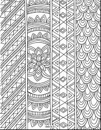 amazing abstract pattern coloring pages for adults with coloring