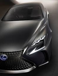 lexus lf fc interior lexus lf fc luxury sedan coming before 2020