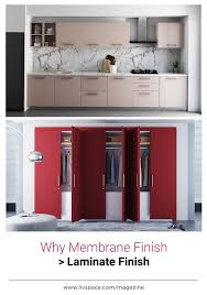 how to choose laminate for kitchen cabinets why choose membrane finish laminate home decor hacks