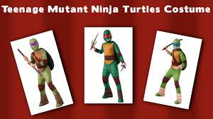 great costume for the kids teenage mutant ninja turtles leonardo