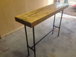stand up bar table this stand up bar table is made of salvaged re purposed oak from