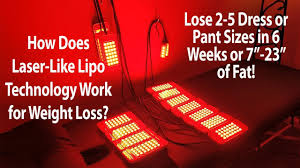 how emergency light works laser like lipo how it works youtube