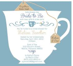 bridal tea party invitation bridal shower tea party invitations theruntime