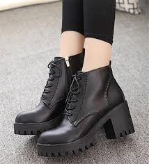 high top motorcycle boots satuki women u0027s teen girls waterproof high heel wedges high top