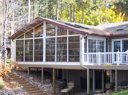 Three Seasons Porch Weathermaster Sunrooms Three Season Rooms Se Wi Sunrooms