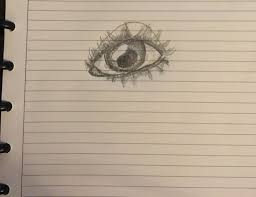 Halloween Pics To Draw How To Draw An Eye Updated 15 Steps