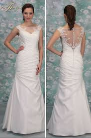 22 best fit and flare wedding dresses images on pinterest bridal