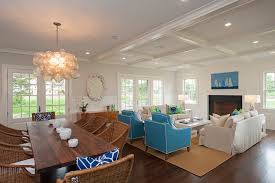 Coastal Living Dining Rooms Open Concept Living Room Open Concept Living Room Ideas