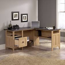 Office Table L Shape Design Sauder Select L Shaped Desk 412320 Sauder