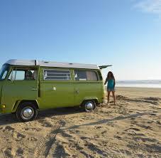 volkswagen bus beach usa nostalgiereise u2013 mit dem bulli durch kalifornien welt