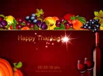 new free screensavers thanksgiving day screensavers