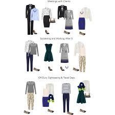 business casual ideas business casual travel capsule wardrobe ideas polyvore