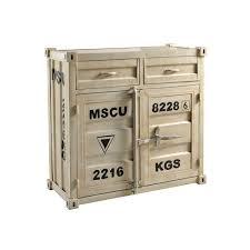 Wohnzimmer Kommode Container Kommode In Creme Industriedesign Jetzt Bestellen Unter