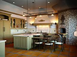 contemporary kitchen decorating themes tuscan on