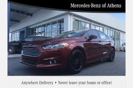 ford athens ga used ford fusion for sale in athens ga edmunds