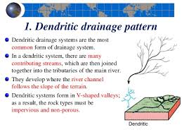 What Is Trellis Drainage Pattern Humid Geomorphic Environment