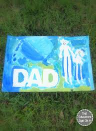 easy father u0027s day craft for kids to make