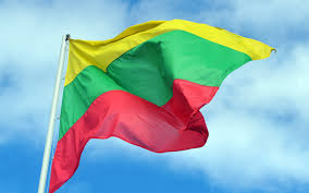 Flag Of Lithuania Picture Phish Net That Time The Grateful Dead Sponsored The Lithuanian
