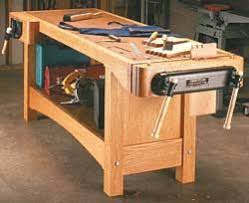 Plans For Building A Woodworking Workbench by Best 25 Heavy Duty Workbench Ideas On Pinterest Garage