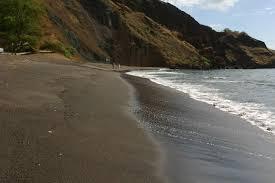 black sand beach hawaii one uli black sand beach maui guidebook