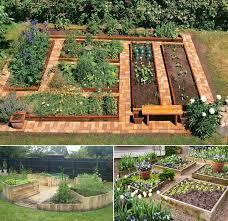 Raised Gardens Ideas Homey Design Raised Garden Bed Plans Easy To Build Gardening Design