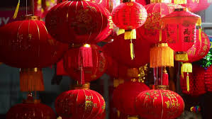new year lanterns for sale 4k paper lanterns in the temple on new
