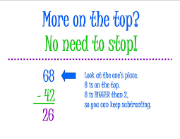 subtraction with regrouping lessons tes teach