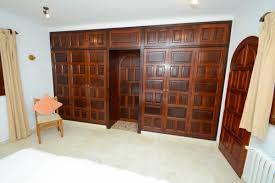 Schlafzimmer Orange Schlafzimmer 1 Ferienhaus Cala Ratjada Auf Mallorca Die