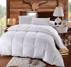 Storing Down Comforter Amazon Com California King Size Down Comforter 500 Thread Count