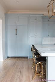 White Inset Kitchen Cabinets by A Classic Vintage Modern Kitchen Blue Gray Cabinets Inset Shaker