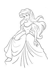 Coloriage Ariel Et Son Prince  Meilleures Idées Coloriage Pour Les